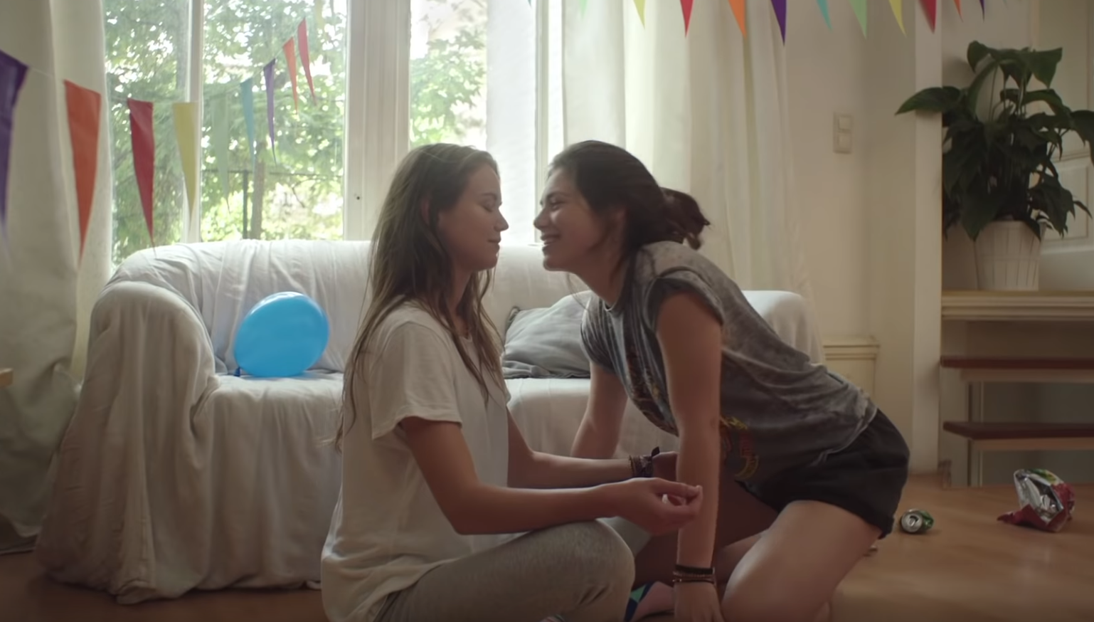 Another fun lesbian webseries Anne +