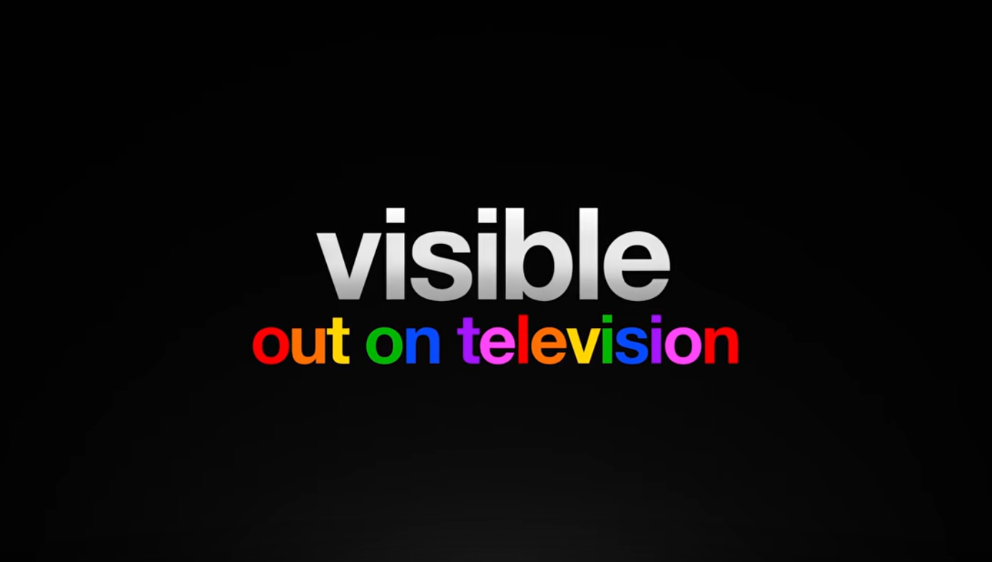 Visible: Out on Television is a new Apple TV series