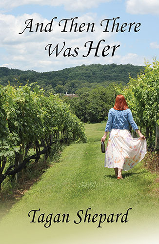 Cover for And Then There Was Her by Tagan Shepard, a queer new release