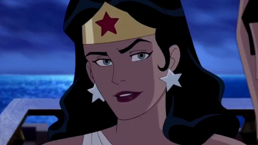 Wonder Woman in Superman: Red Son.