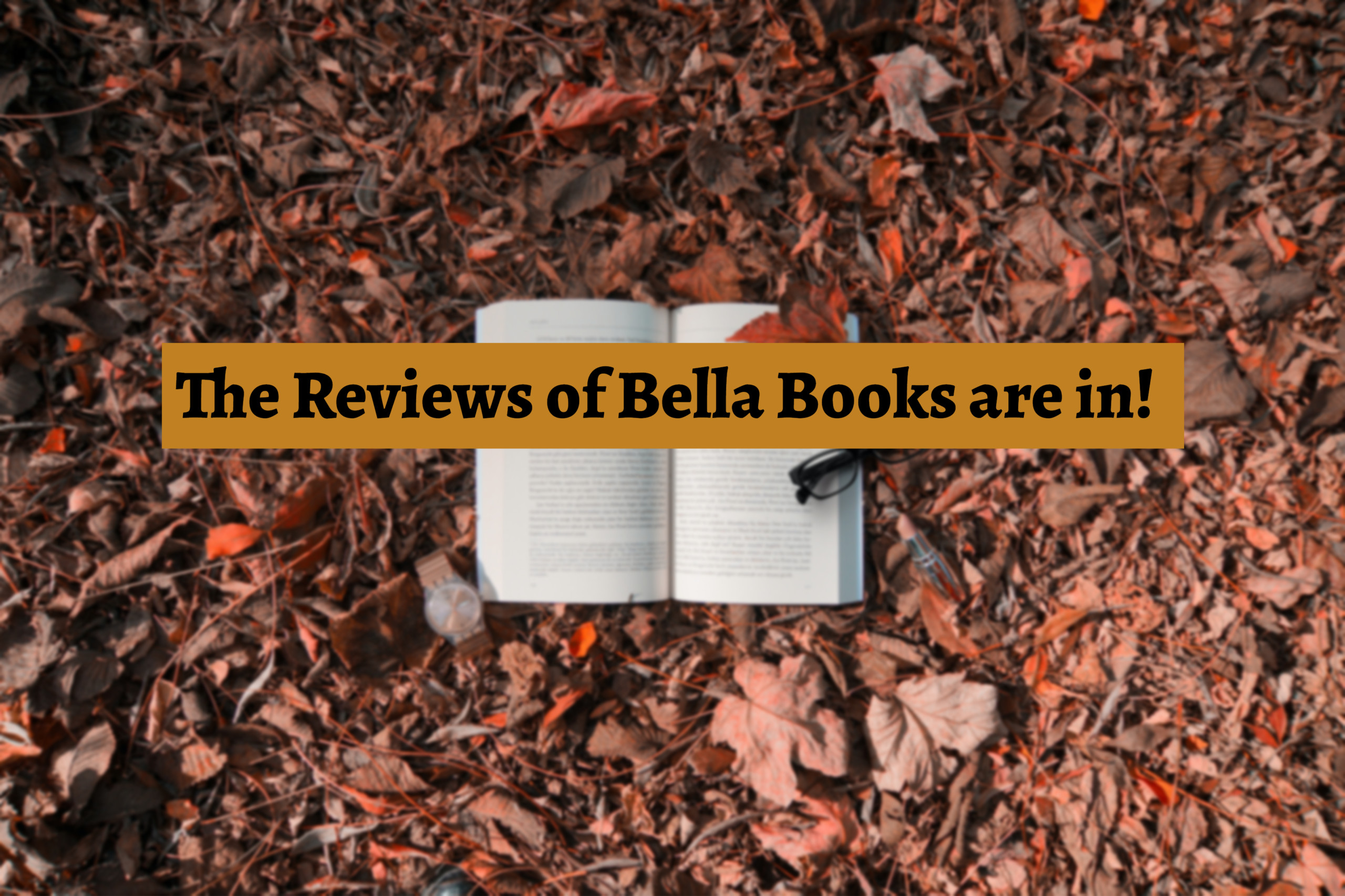 Bella Books reviews are in