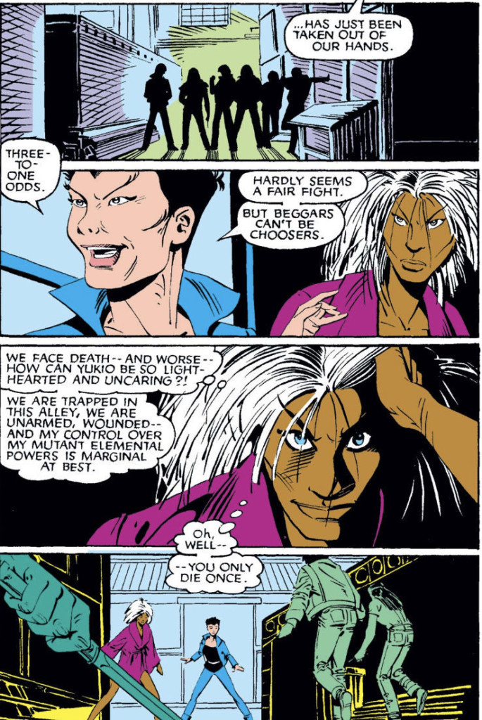 queer Storm and Yukio